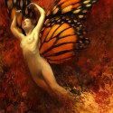 Flight Of The Butterfly by Mark Wheatley